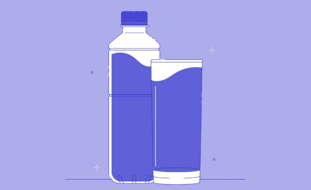 How much water do you need per day