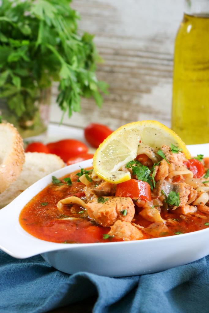Tuscan Seafood Stew v3