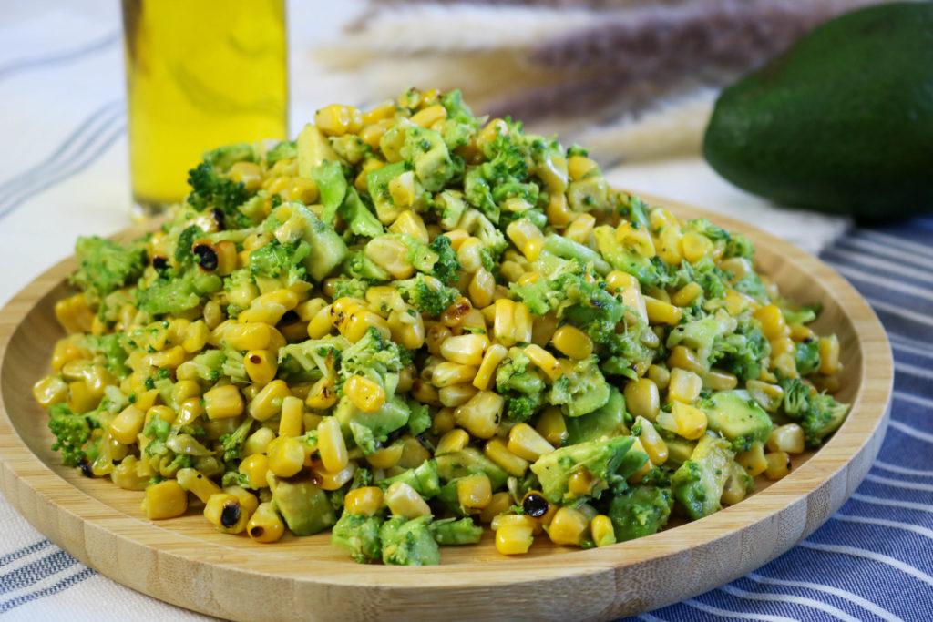 Serve Corn Salad