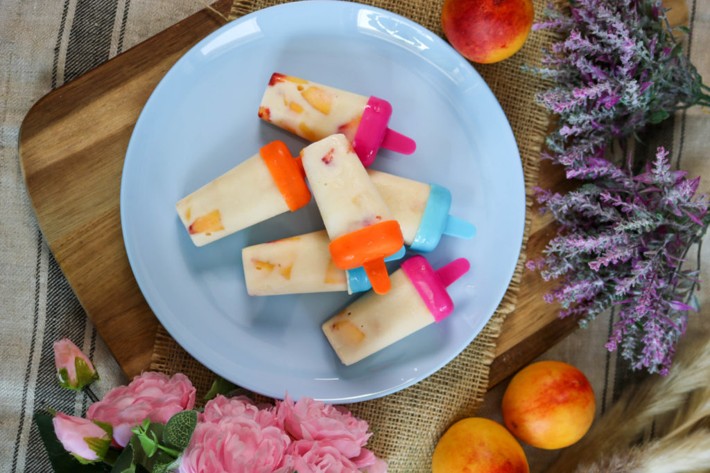 Popsicle Released From Mould
