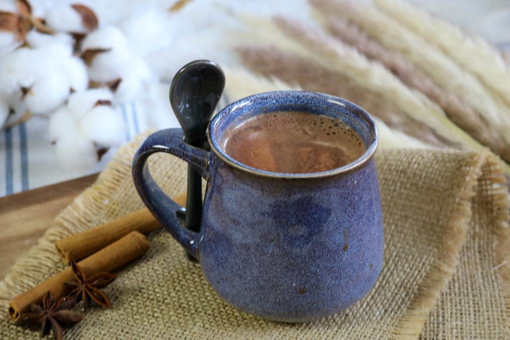 Serve Chai Hot Chocolate
