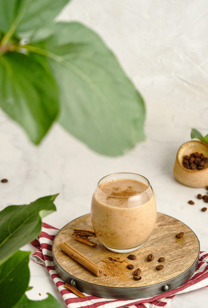 Banana and Figs Coffee Smoothie v1