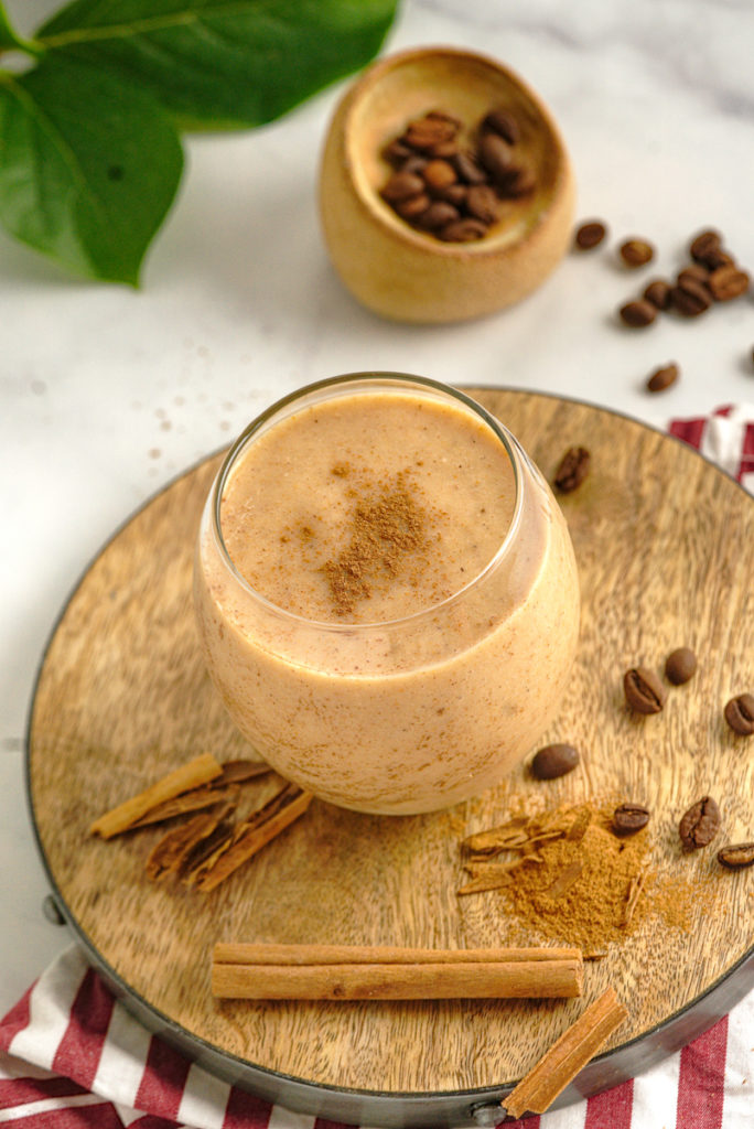 Banana and Figs Coffee Smoothie v3