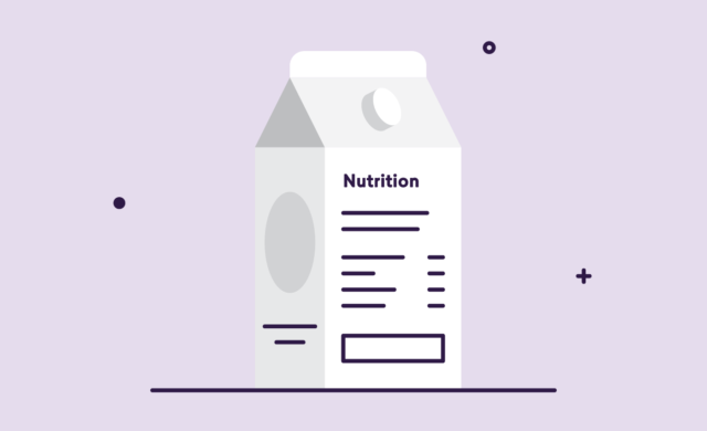 Carbs in Milk and Nutrition Facts