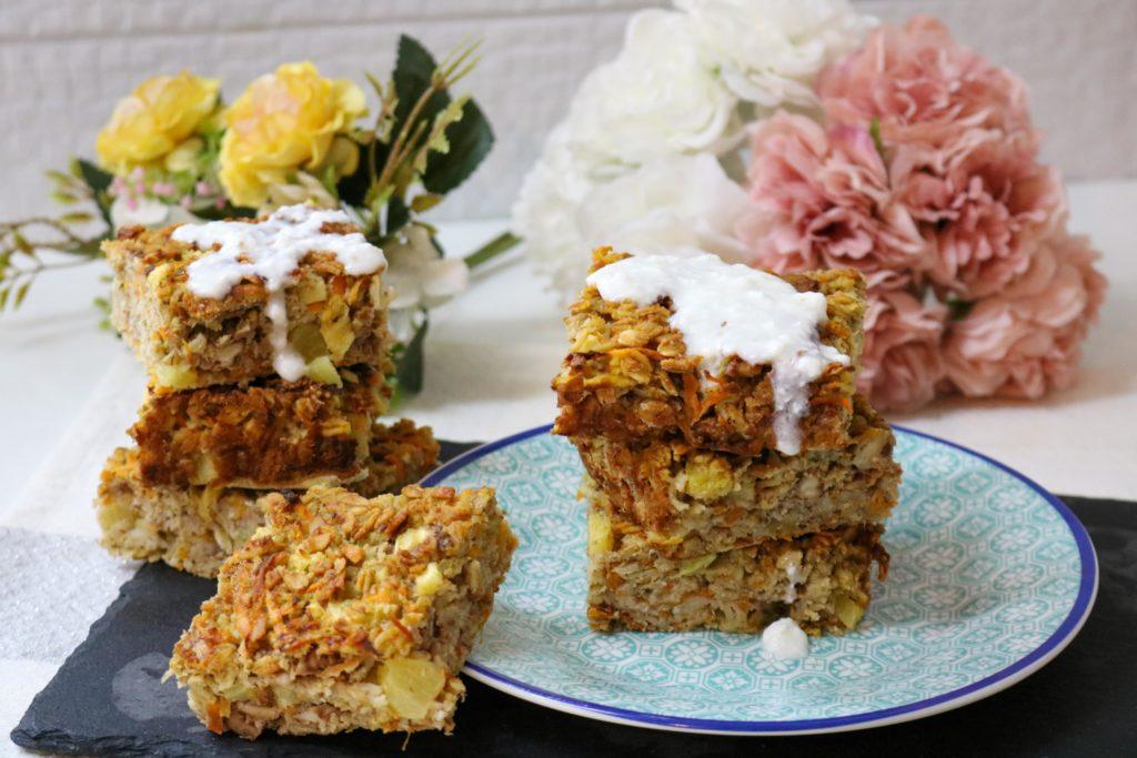 Carrot Cake Baked Oatmeal 1