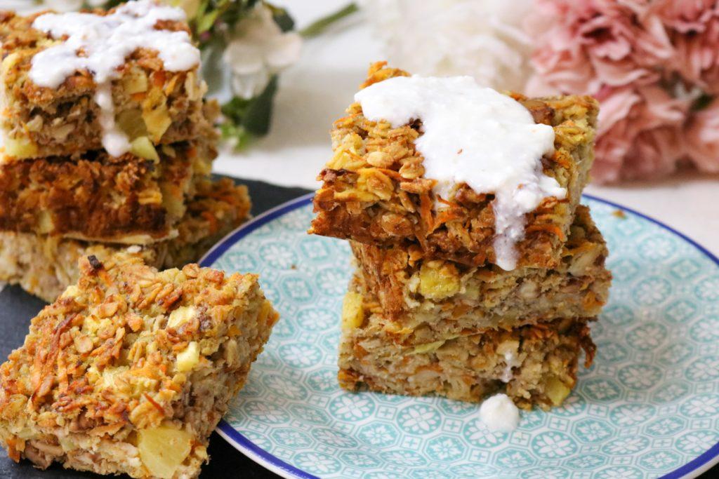 Carrot Cake Baked Oatmeal 3