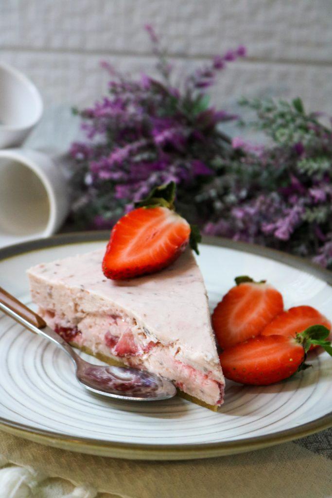 Strawberry Cheesecake 1