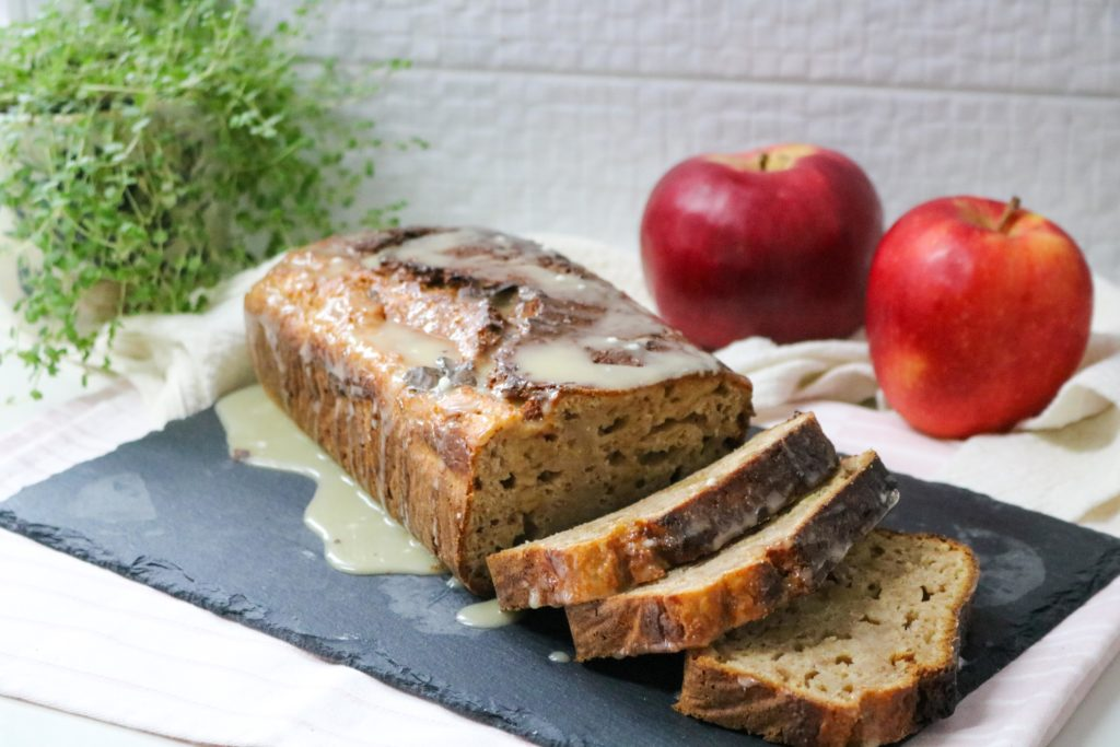 Spiked Apple Bread with Walnuts 3
