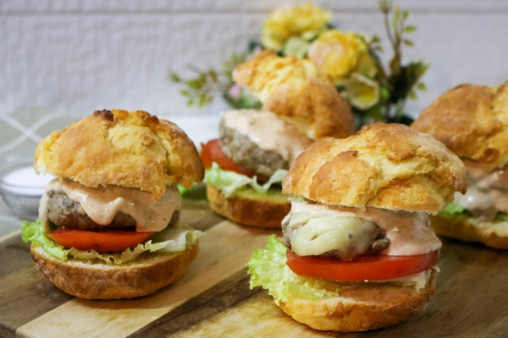 Grilled Turkey Burgers with Avocado Recipe