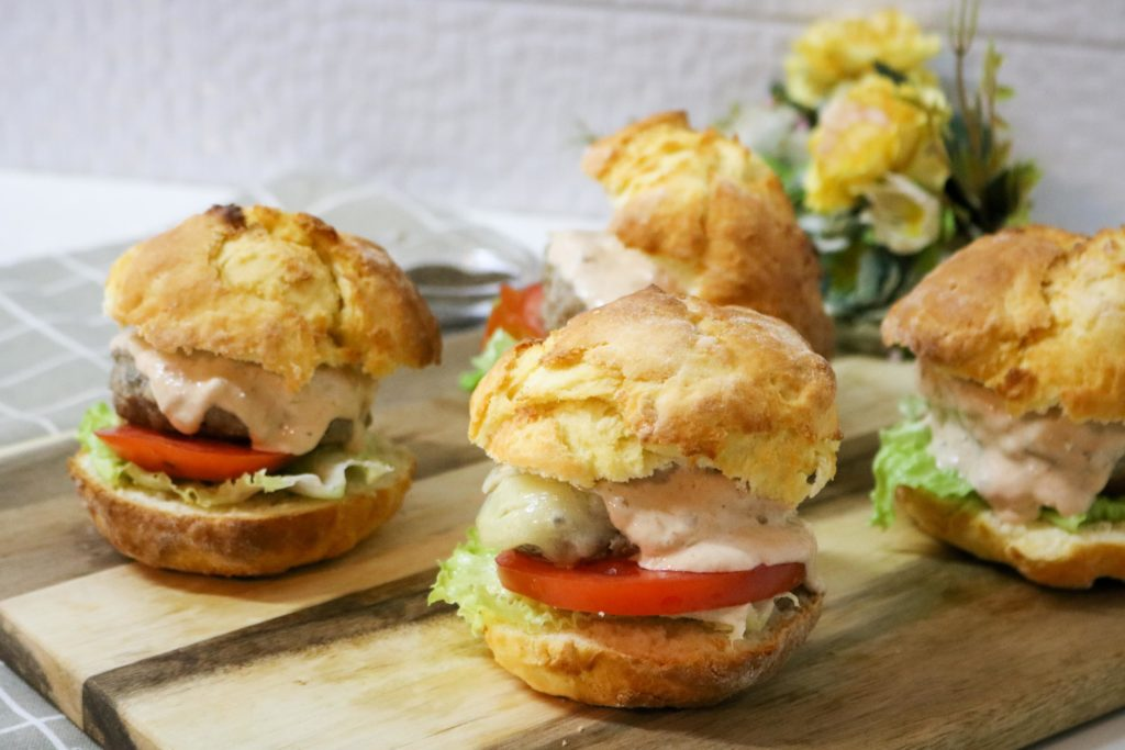 Grilled Turkey Burgers with Avocado 2