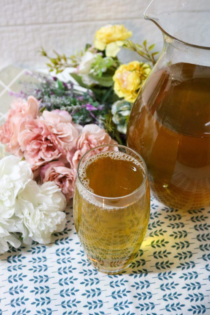 Lemongrass Mint Iced Tea 2