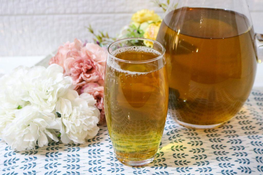 Lemongrass Mint Iced Tea 1