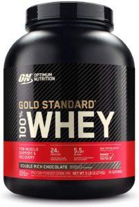 On Optimum Gold Standard Protein Shake